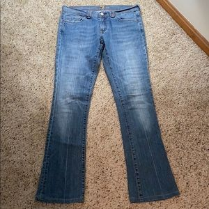 Vintage 7 for all mankind jeans - Size 28